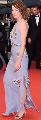 Celebrity Photo: Milla Jovovich 308x890   107 kb Viewed 37 times @BestEyeCandy.com Added 66 days ago