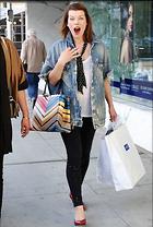 Celebrity Photo: Milla Jovovich 1200x1786   273 kb Viewed 27 times @BestEyeCandy.com Added 32 days ago