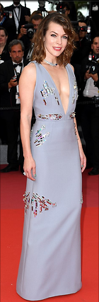 Celebrity Photo: Milla Jovovich 470x1420   319 kb Viewed 19 times @BestEyeCandy.com Added 66 days ago