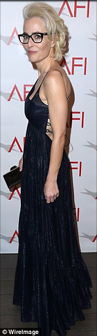 Celebrity Photo: Gillian Anderson 195x671   30 kb Viewed 58 times @BestEyeCandy.com Added 116 days ago