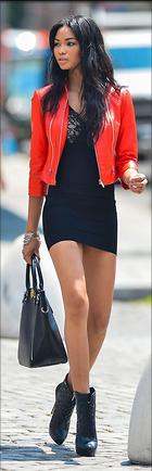 Celebrity Photo: Chanel Iman 439x1361   88 kb Viewed 107 times @BestEyeCandy.com Added 928 days ago