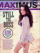 Celebrity Photo: Alyssa Milano 2790x3654   946 kb Viewed 111 times @BestEyeCandy.com Added 30 days ago